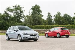 New Vauxhall Astra (2015 - 2019) review