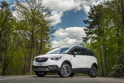 Car review: Vauxhall Crossland X (2017 - 2020)