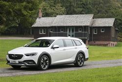 Car review: Vauxhall Insignia Country Tourer (2017 - 2020)
