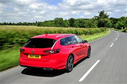 New Vauxhall Insignia Sports Tourer (2017 - 2020) review