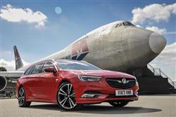 Car review: Vauxhall Insignia Sports Tourer (2017 - 2020)
