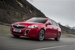 New Vauxhall Insignia VXR (2009-2017) review