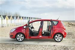 New Vauxhall Meriva (2014 - 2017) review