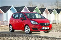 Car review: Vauxhall Meriva (2014 - 2017)
