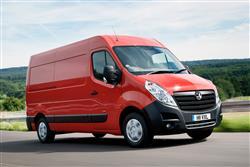 Van review: Vauxhall Movano (2010 - 2019)