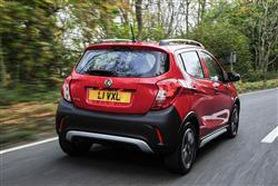 New Vauxhall Viva Rocks (2017 - 2019) review