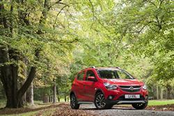 Car review: Vauxhall Viva Rocks (2017 - 2019)