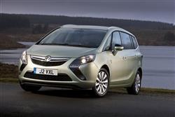 Car review: Vauxhall Zafira Tourer (2012 - 2016)