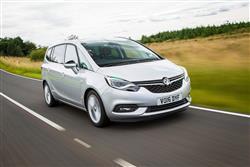 New Vauxhall Zafira Tourer (2016 - 2018) review