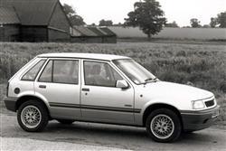 Car review: Vauxhall Nova (1983 - 1993)