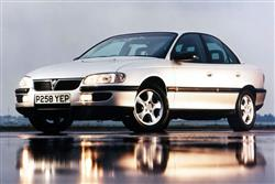 Car review: Vauxhall Omega (1994 - 2004)