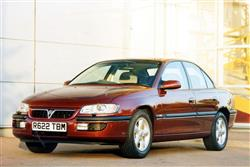 New Vauxhall Omega (1994 - 2004) review