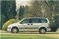 New Vauxhall Sintra (1997 - 1999) review
