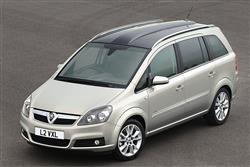 Car review: Vauxhall Zafira (2005 - 2014)