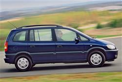New Vauxhall Zafira (1999 - 2005) review