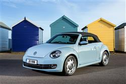 Car review: Volkswagen Beetle Cabriolet (2012 - 2019)