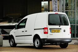 Van review: Volkswagen Caddy (2004 - 2011)