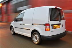 New Volkswagen Caddy van (2004-2011) review