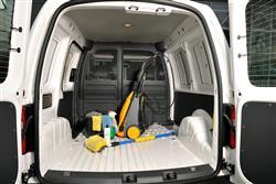 New Volkswagen Caddy van (2011 - 2015) review