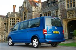 New Volkswagen Caravelle (2003 - 2015) review