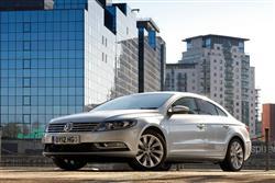 New Volkswagen CC (2012 - 2017) review