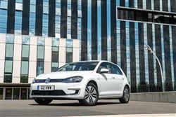 Car review: Volkswagen e-Golf (2014 - 2020)