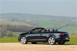 New Volkswagen Eos (2011 - 2014) review