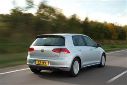 New Volkswagen Golf MK 7 (2013 - 2016) review