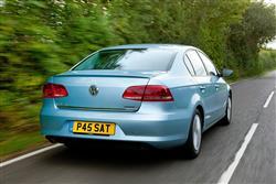 New Volkswagen Passat (2010 - 2015) review