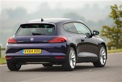 New Volkswagen Scirocco (2014 - 2017) review