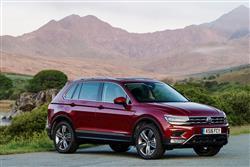 Car review: Volkswagen Tiguan MK2 (2016 - 2020)