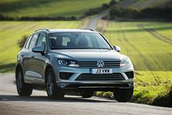 New Volkswagen Touareg (2014 - 2017) review