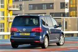 New Volkswagen Touran (2010 - 2015) review