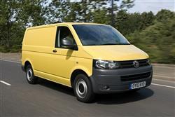 Van review: Volkswagen Transporter T5 (2003 - 2015)