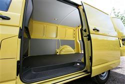 New Volkswagen Transporter T5 van (2003 - 2015) review