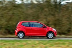 New Volkswagen up! (2012 - 2016) review