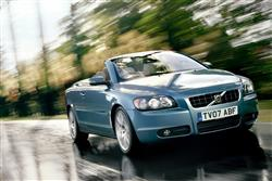 New Volvo C70 (2006 - 2009) review