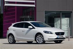 Car review: Volvo V40 (2012 - 2014)