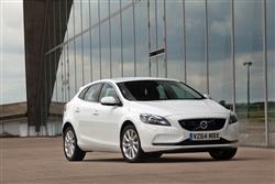 Car review: Volvo V40 (2014 - 2016)