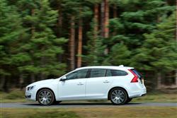 New Volvo V60 (2014 - 2018) review