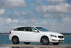 Car review: Volvo V60 (2014 - 2018)