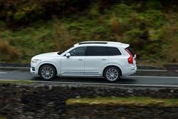 New Volvo XC90 (2014 - 2018) review