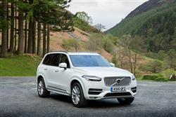 Car review: Volvo XC90 (2014 - 2018)