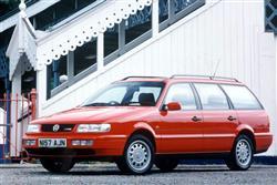 Car review: Volkswagen Passat (1988 - 1997)
