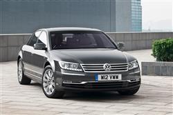 New Volkswagen Phaeton (2010 - 2014) review