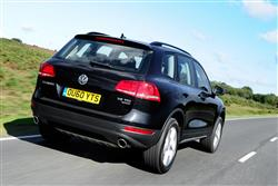 New Volkswagen Touareg (2010 - 2014) review