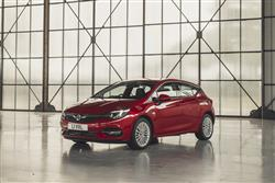 Car review: Vauxhall Astra 1.5 Turbo D
