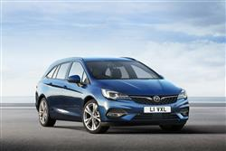 Car review: Vauxhall Astra Sports Tourer