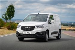 Van review: Vauxhall Combo Cargo