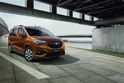 Car review: Vauxhall Combo e-Life